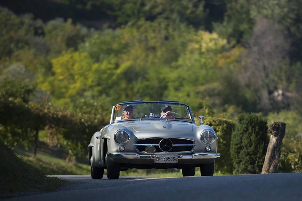appuntamento in Veneto con auto d'epoca - centomiglia