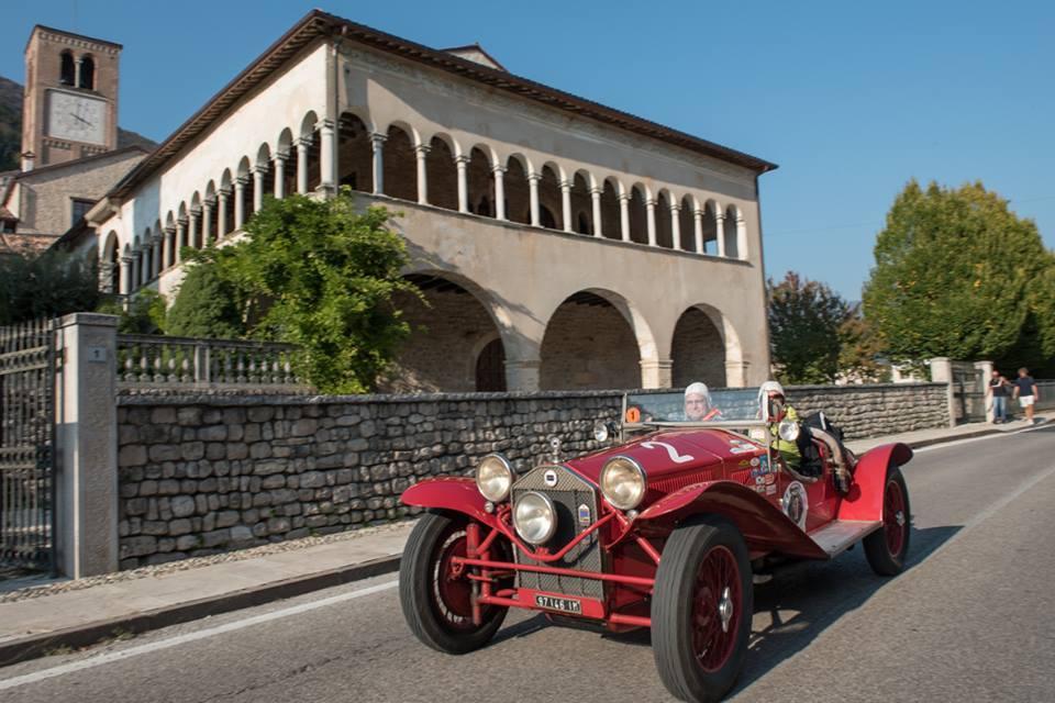 evento centomiglia Italia in Treviso