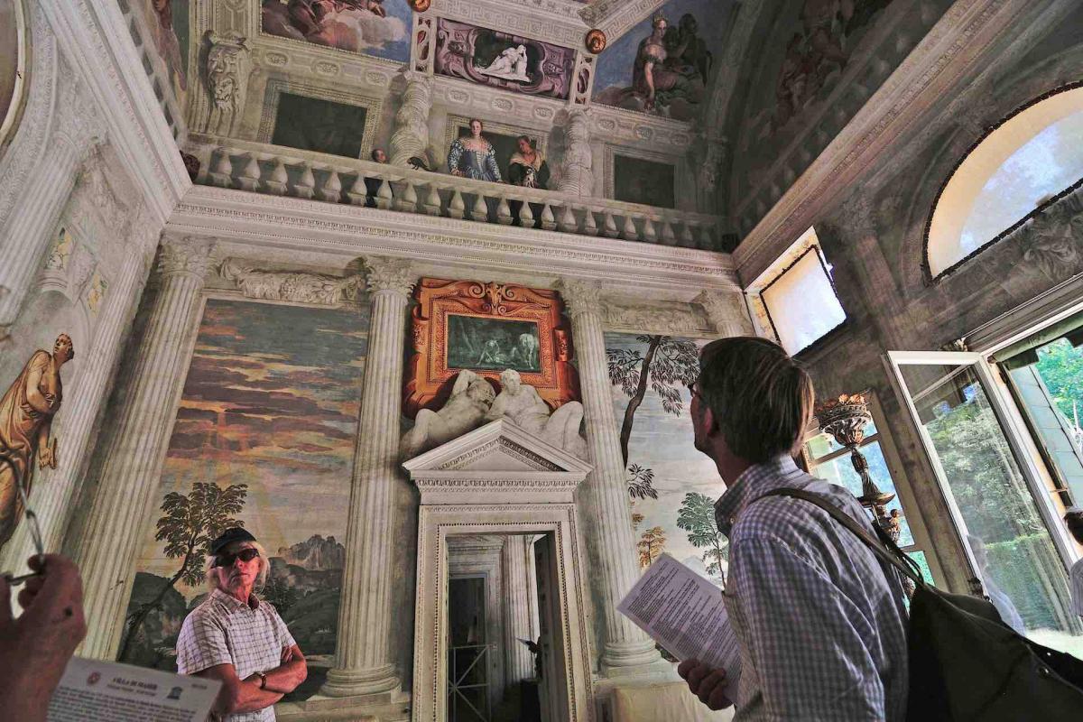 Villa di Maser - Villa Barbaro, Patrimonio UNESCO da visitare durante le tue vacanze sulle Colline del Prosecco tra arte, cultura, sport ed enogastronomia