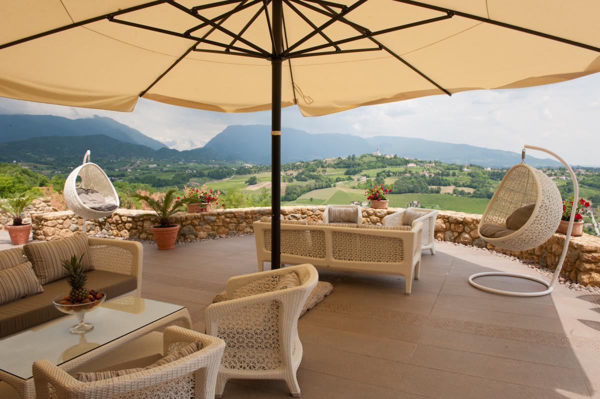 Hotel Villa del Poggio - Hotel sulle Colline del Prosecco in Veneto