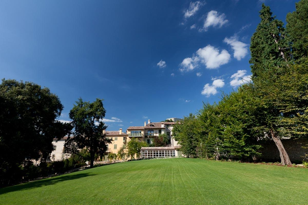 Il Giardino di Villa Freya e il suo orto botanico - esperienze culturali in Veneto sulle colline del Prosecco