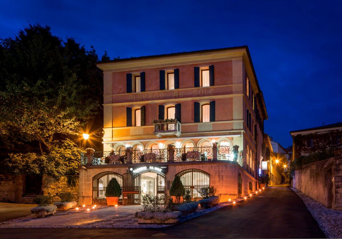 Hotel Albergo al Sole 5 stelle - Hotel sulle Colline del Prosecco in Veneto