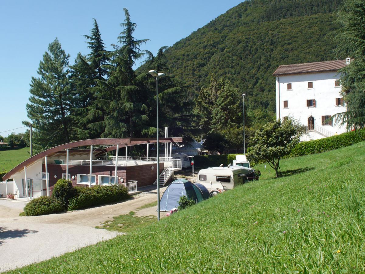 Camping Santa Felicita Borso del Grappa - camping in Veneto sulle Colline del Prosecco