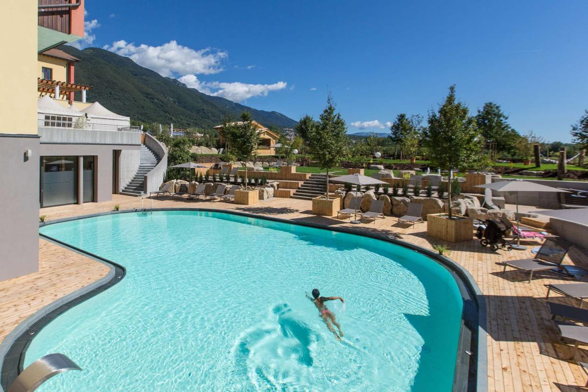 Hotel Garden Relais nel Massiccio del Monte Grappa e delle Colline di Asolo