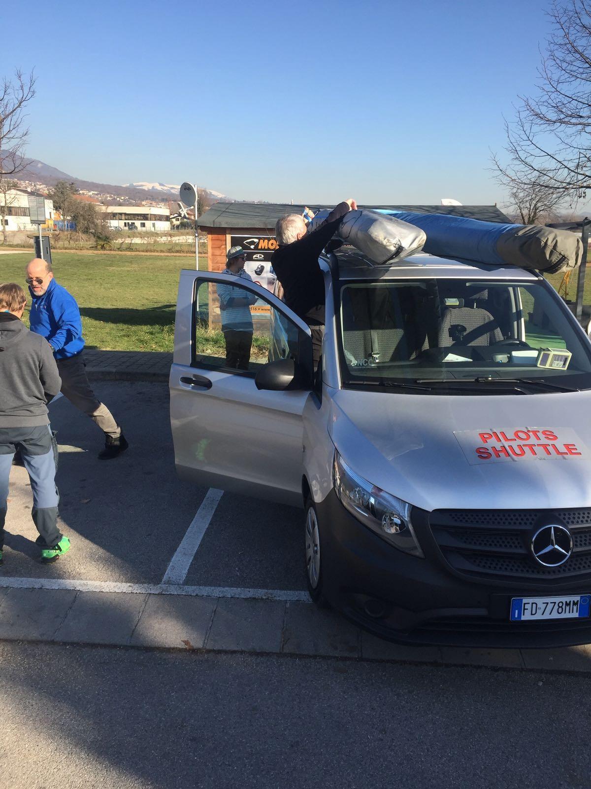 Myprodriver by Fausto Bosa Services - noleggio auto con conducente e bike shuttle - Colline del Prosecco, Veneto