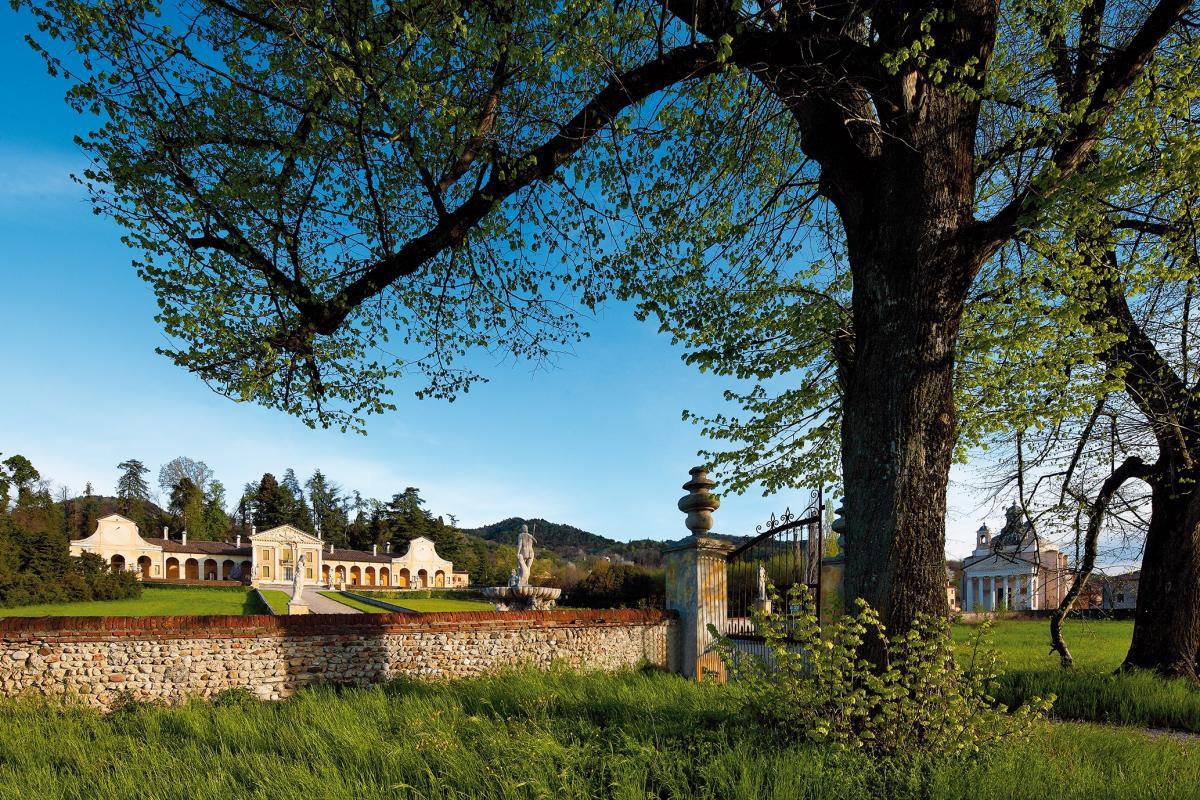 Villa Barbaro Volpi o Villa Maser - vacanza culturale in Veneto sulle Colline del Prosecco
