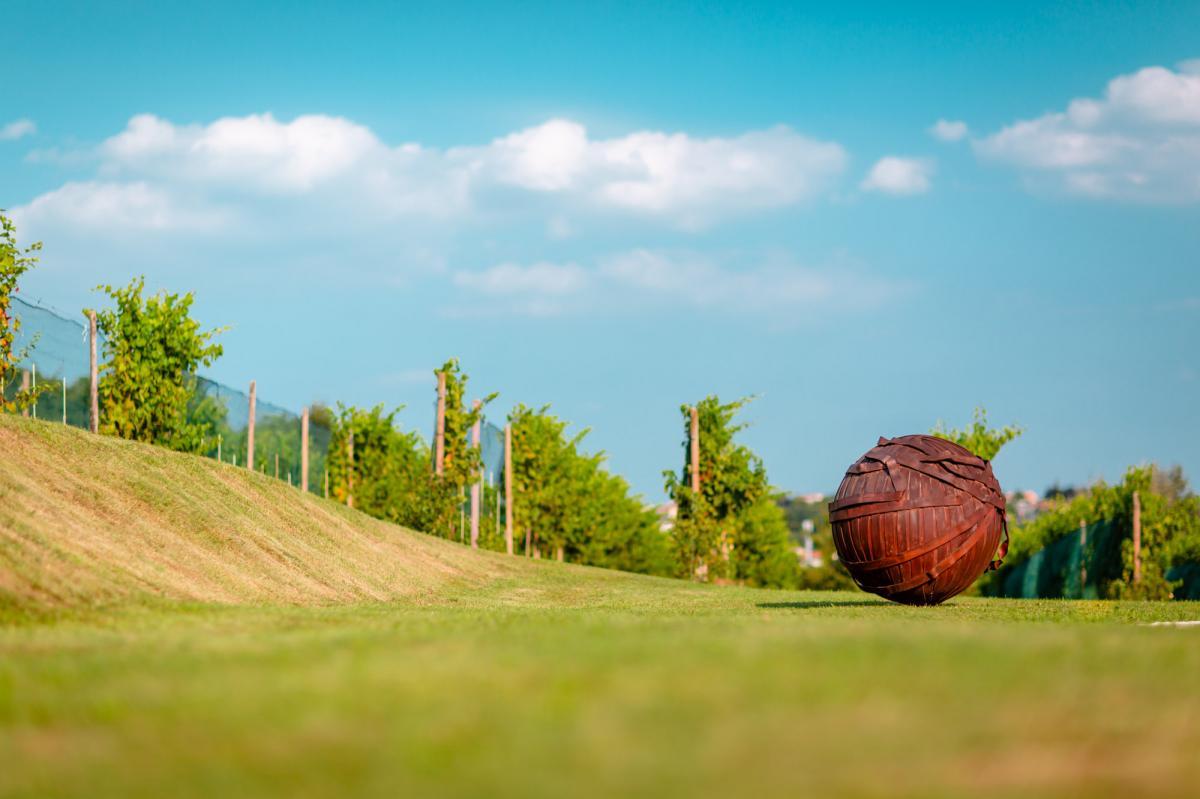 Parco della Filandetta 2020 - Bortolomiol - Opere d'arte - 041 - Photo ©Mattia Mionetto