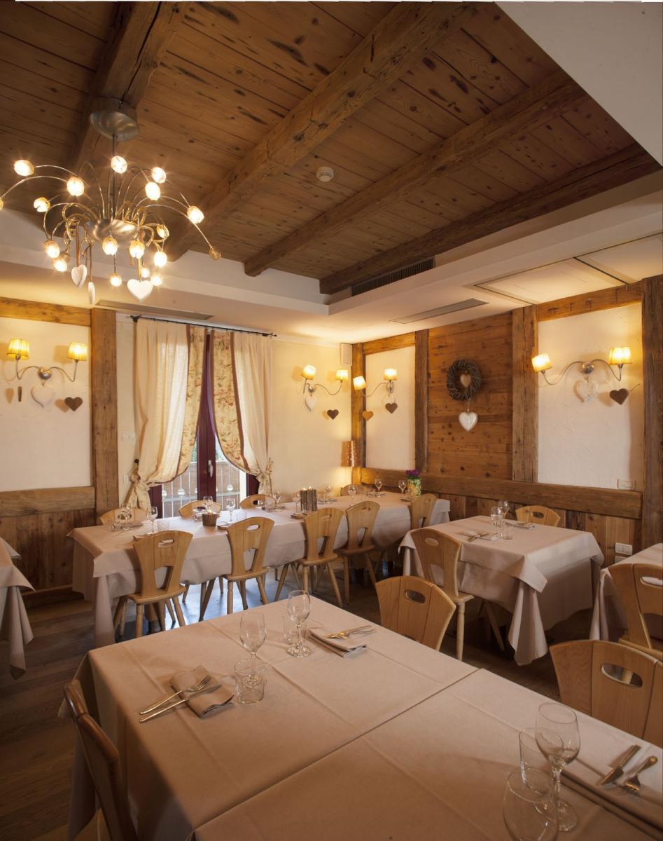 Ristorante Garden Relais sulle Colline del Prosecco in Veneto - esperienze gourmet