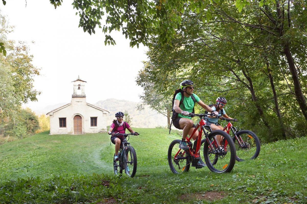 vacanza attiva in Veneto: mountain bike sulle Colline del Prosecco