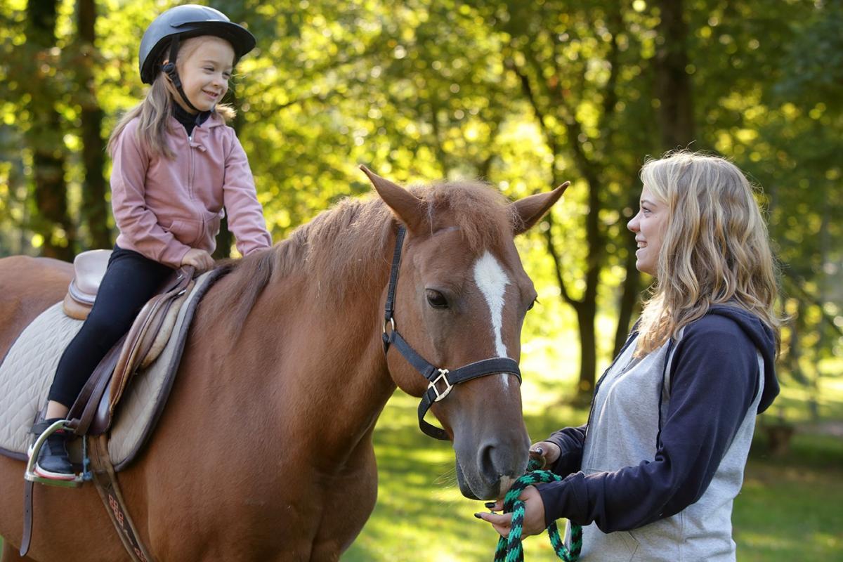 Vacanza a cavallo in Veneto alla scoperta delle Colline del Prosecco