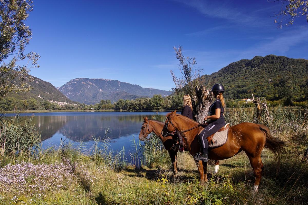 vacanza attiva in Veneto: a cavallo sulle Colline del Prosecco