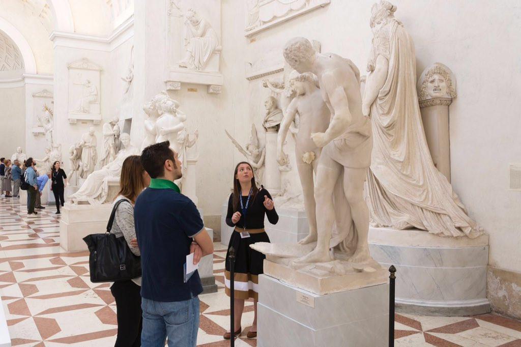 Visita Museo Canova