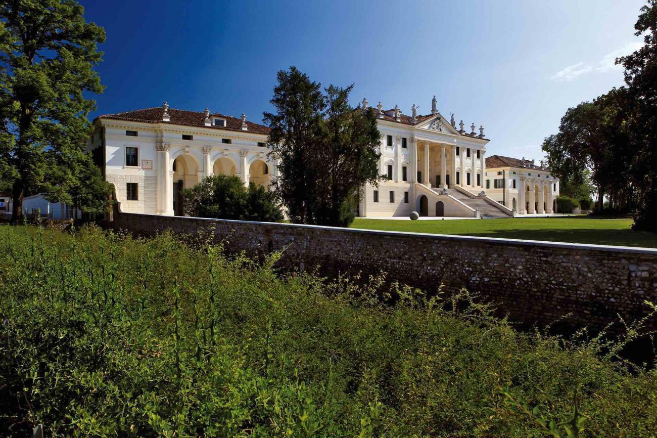 Villa Loredan Gasparin luoghi unici nelle Colline del Prosecco lungo la Strada dei Vini in Veneto