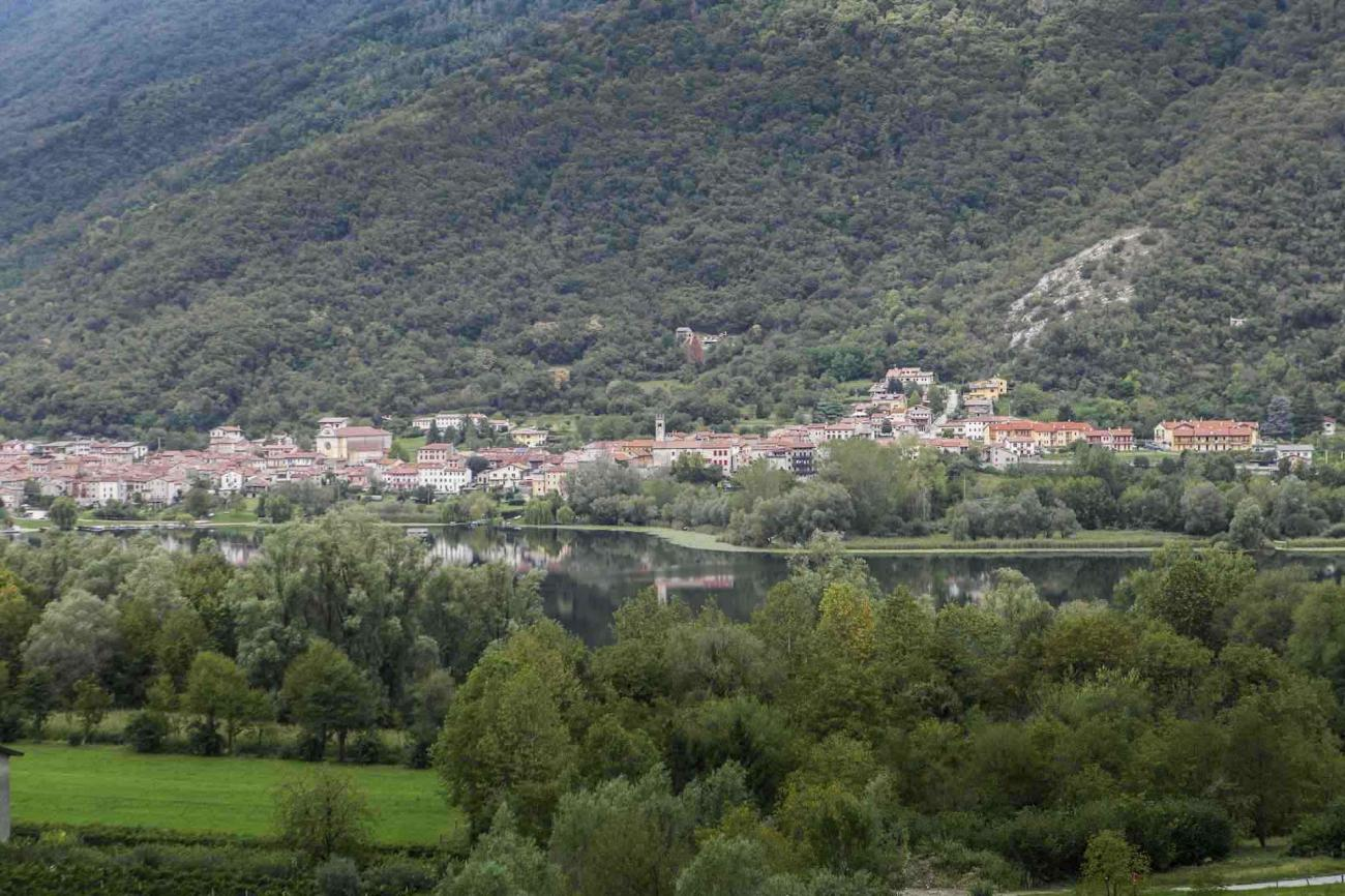 II Parco dei Laghi della Vallata tra relax e natura sulle Colline del Prosecco in Veneto