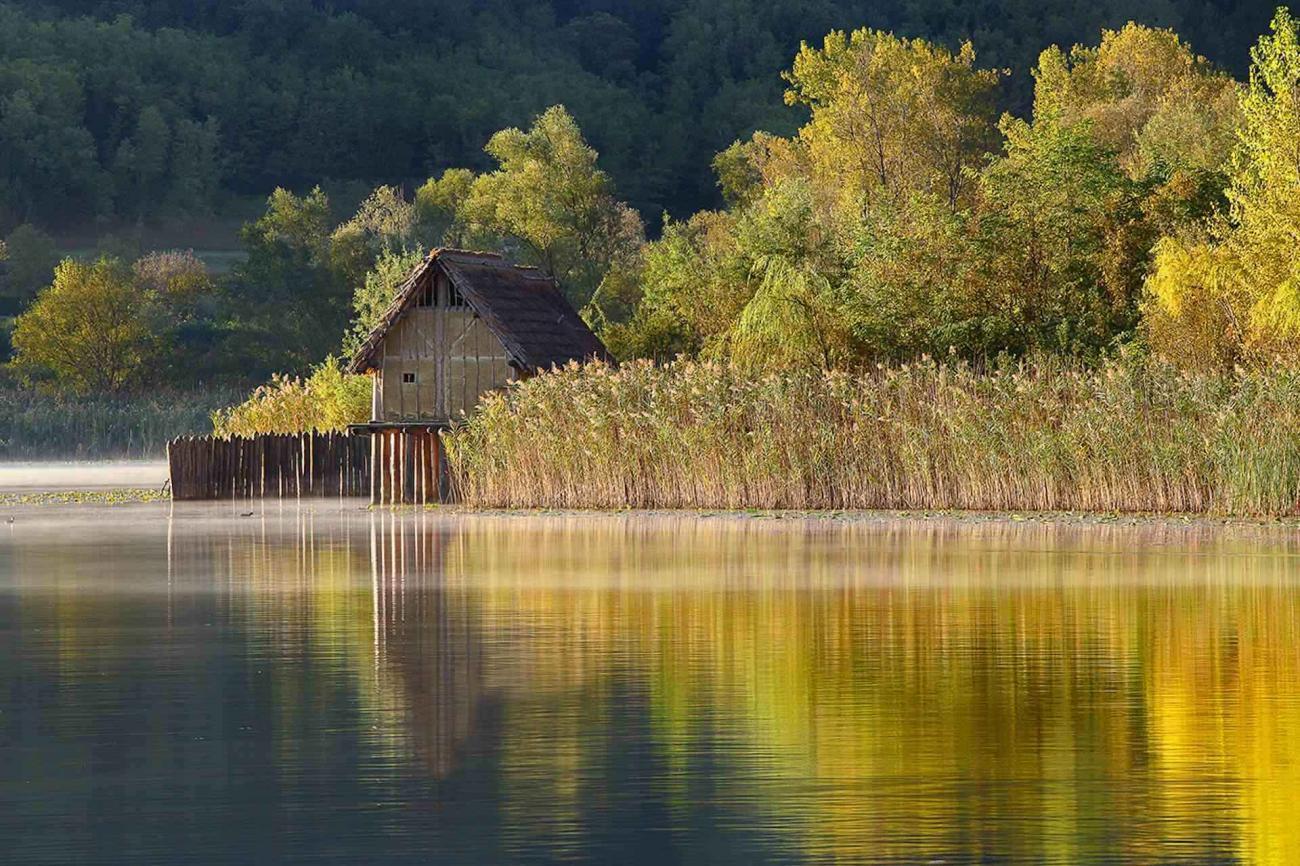 Parco Archeologico Didattico del Livelet sui Laghi di Revine in Veneto