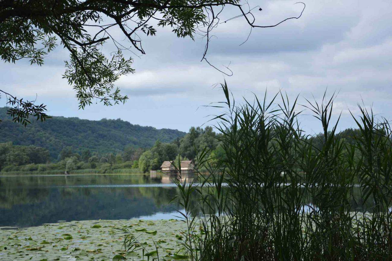 Visita il Parco archeologico del Livelet nel Parco dei Laghi della Vallata in Veneto