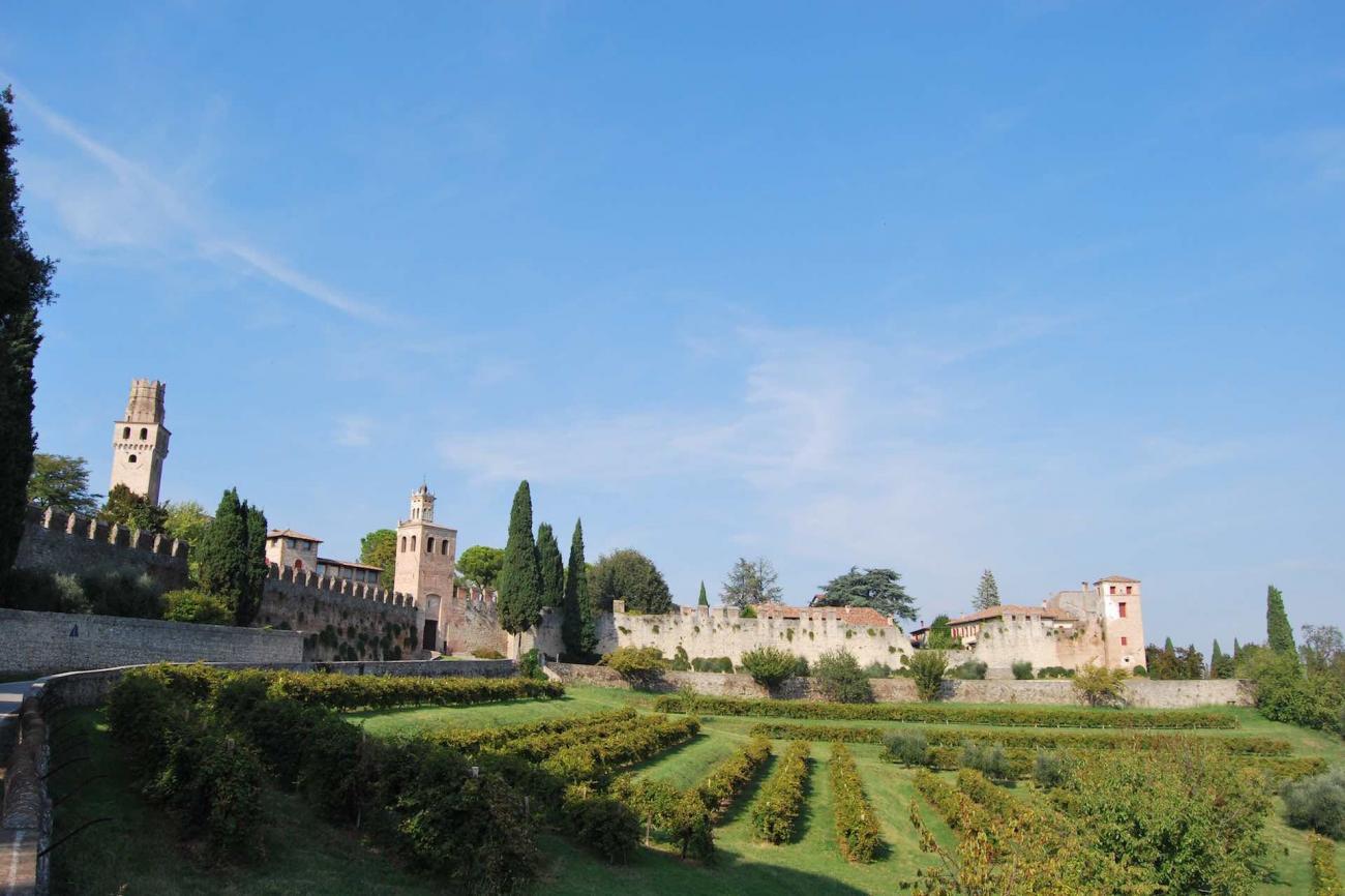 visitare il Castello di San Salvatore, splendida villa veneta sulle colline di Treviso