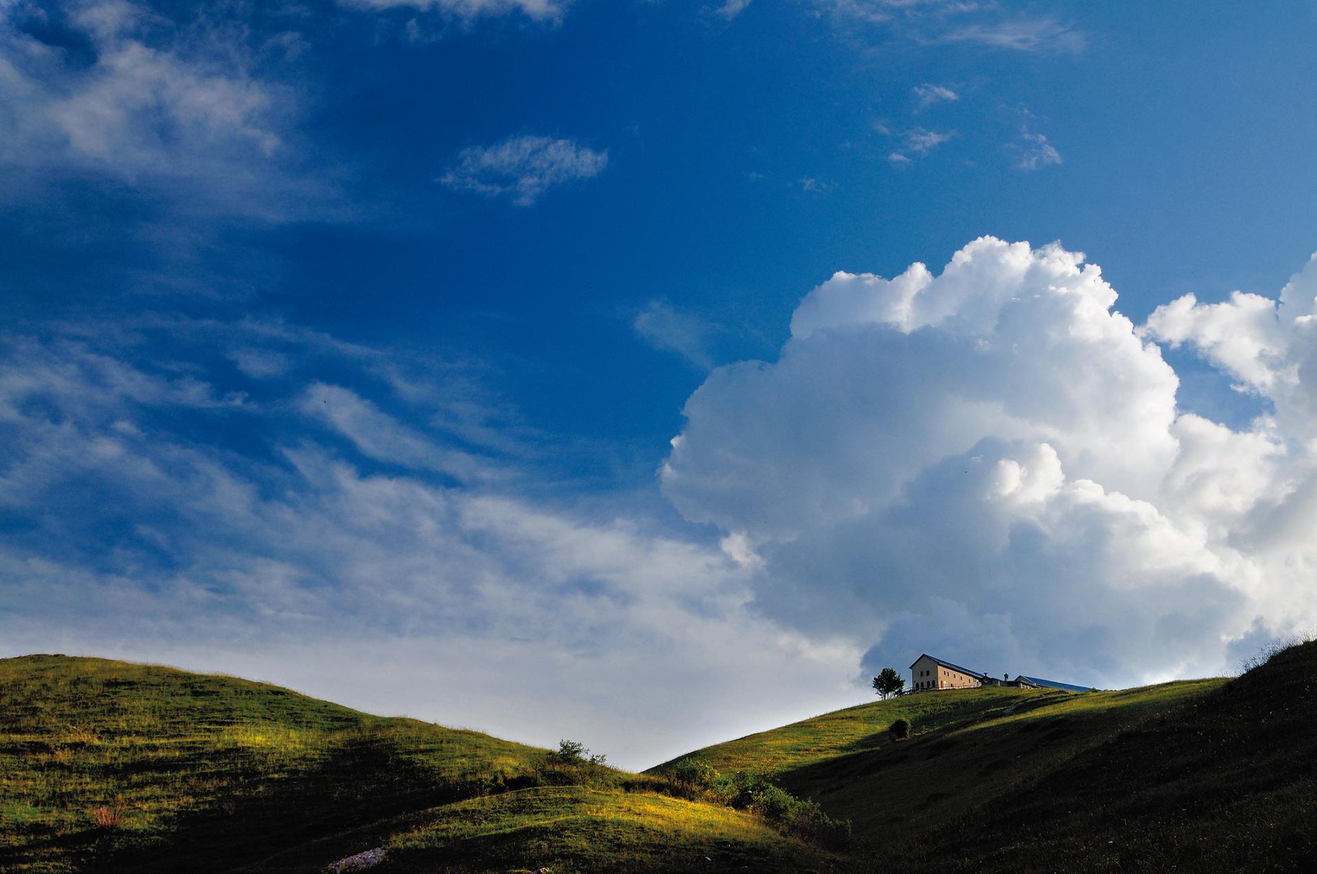 Monte Grappa, alle scoperta delle malghe d'alpeggio sulle Colline del Prosecco Valdobbiadene