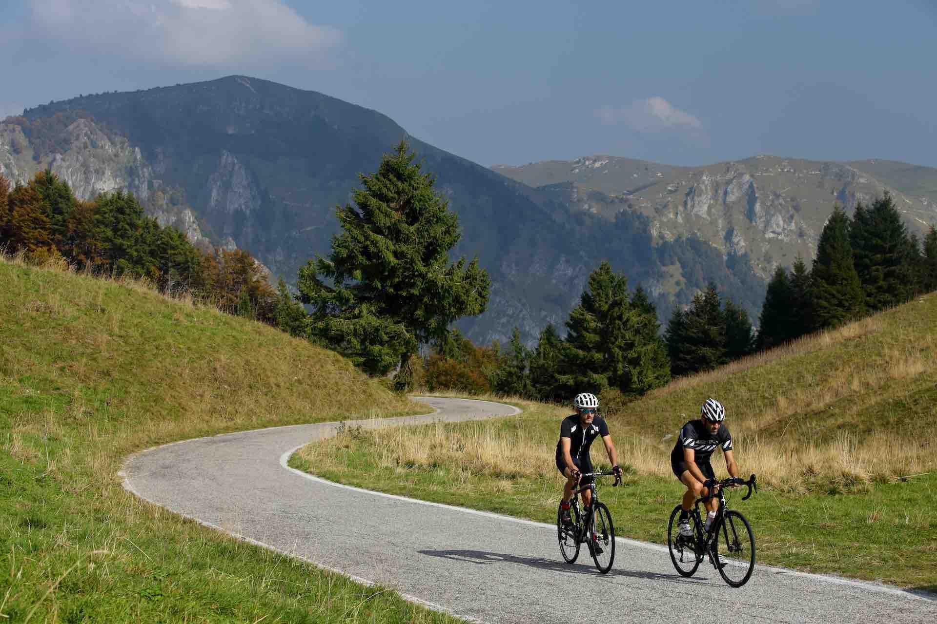Vacanza bike in Veneto sulle Colline del Prosecco