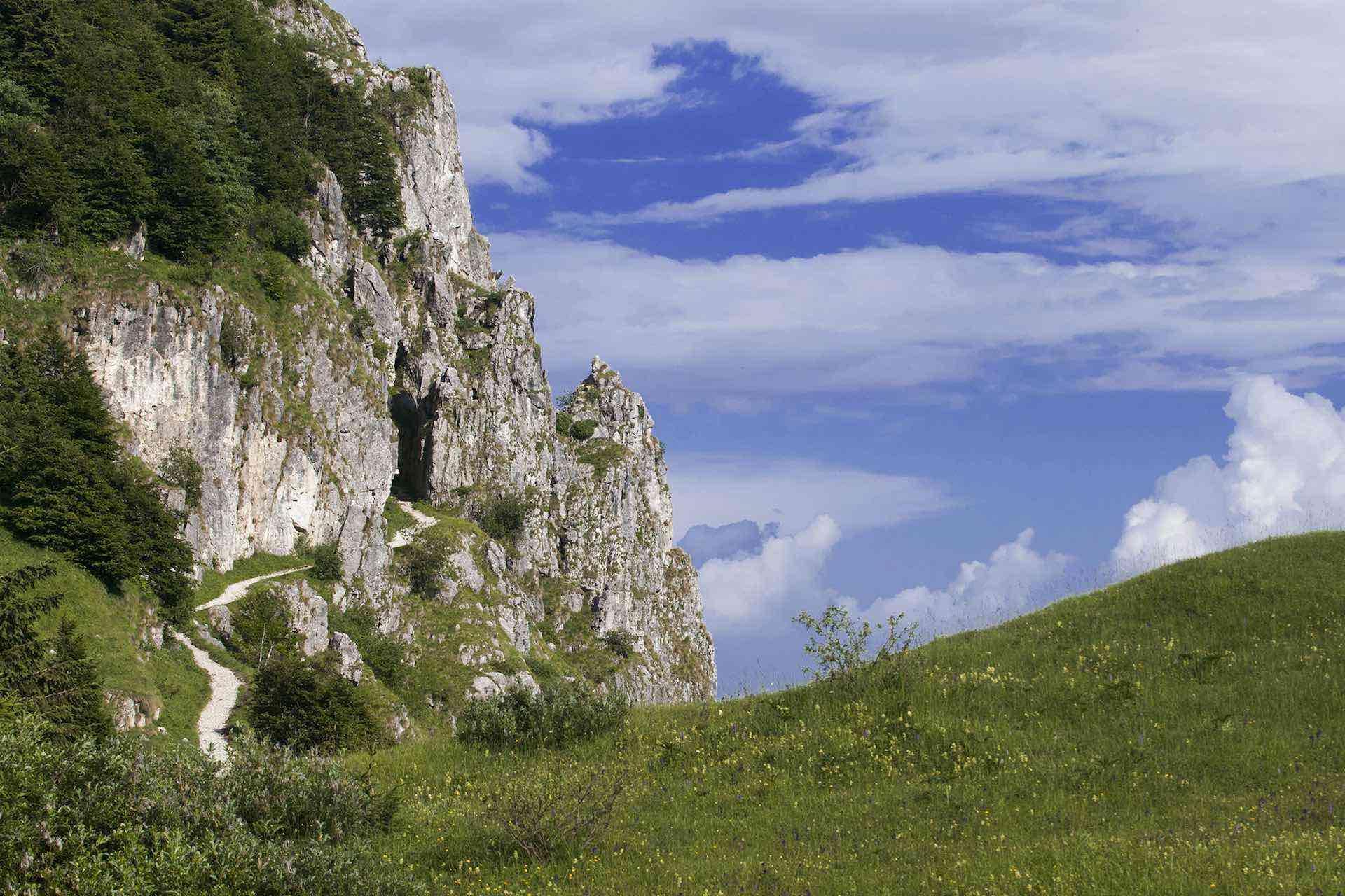 L'Alta Via TVA per conoscere le Prealpi Trevigiane e godere del panorama sulla Laguna Veneta