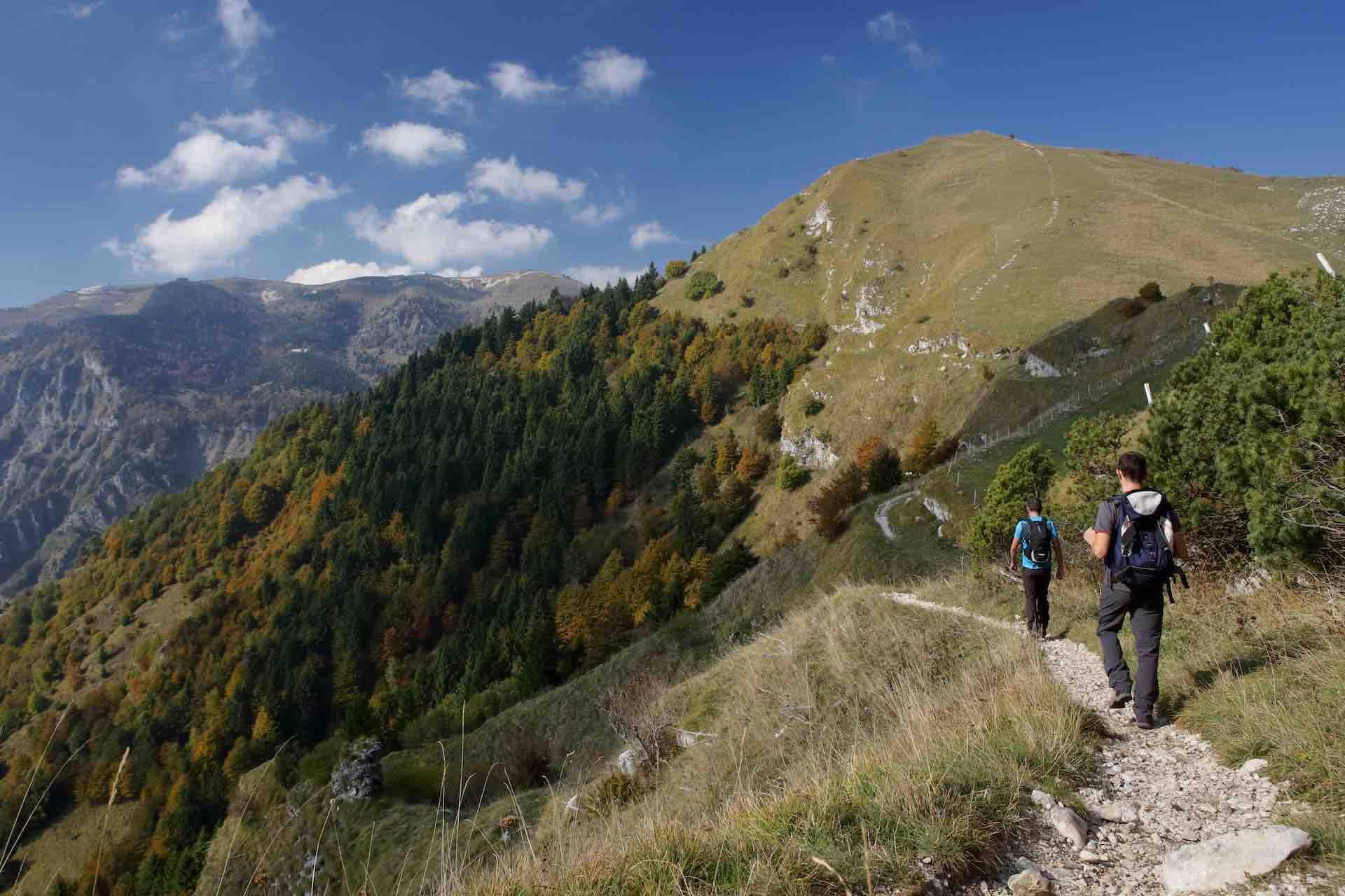 Monte Grappa, Monte Cesen e Col Visentin: conoscili percorrendo l'Alta Via TV1 in Veneto