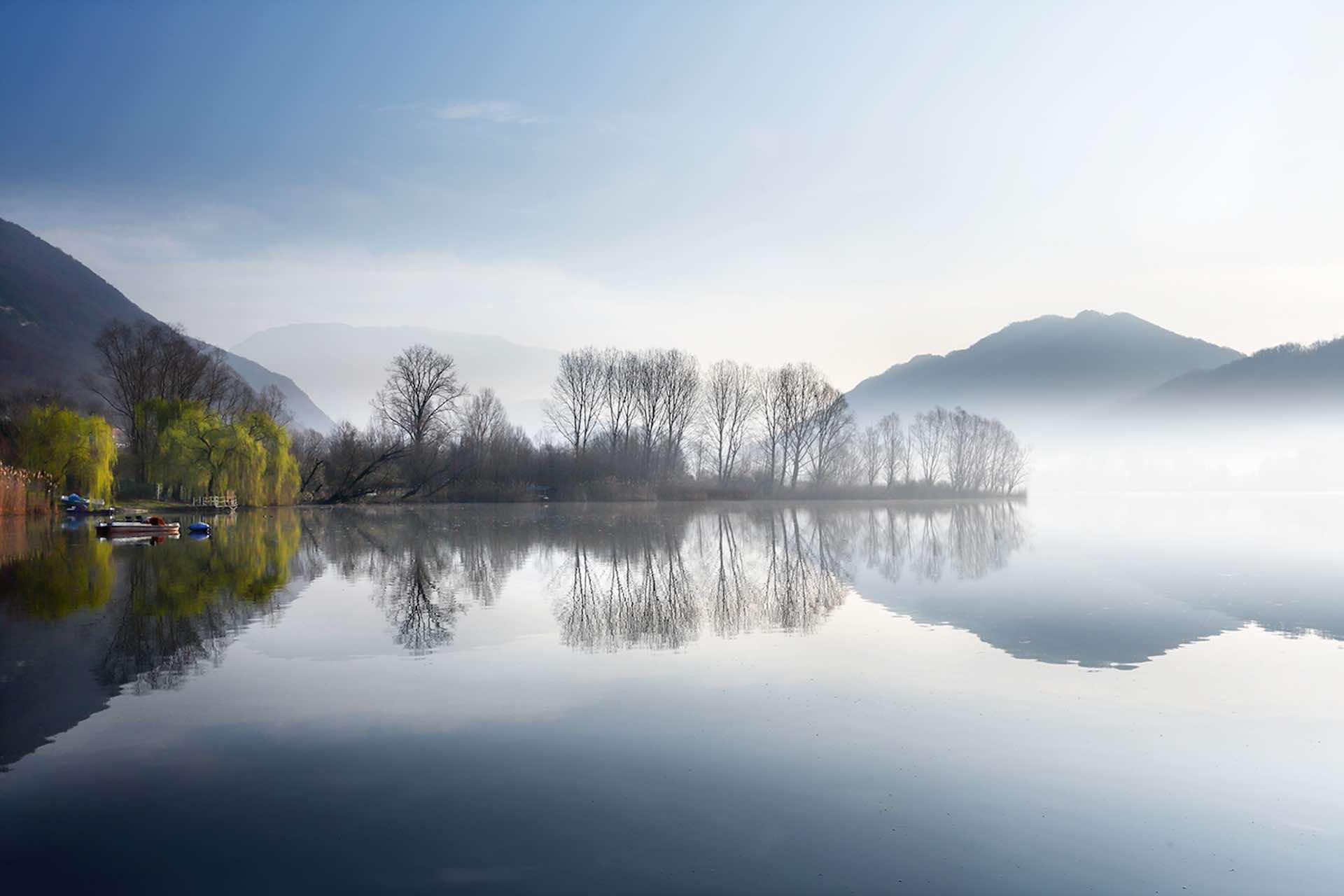Laghi di Revine in Veneto da visitare durante le tue vacanze sulle Colline del Prosecco