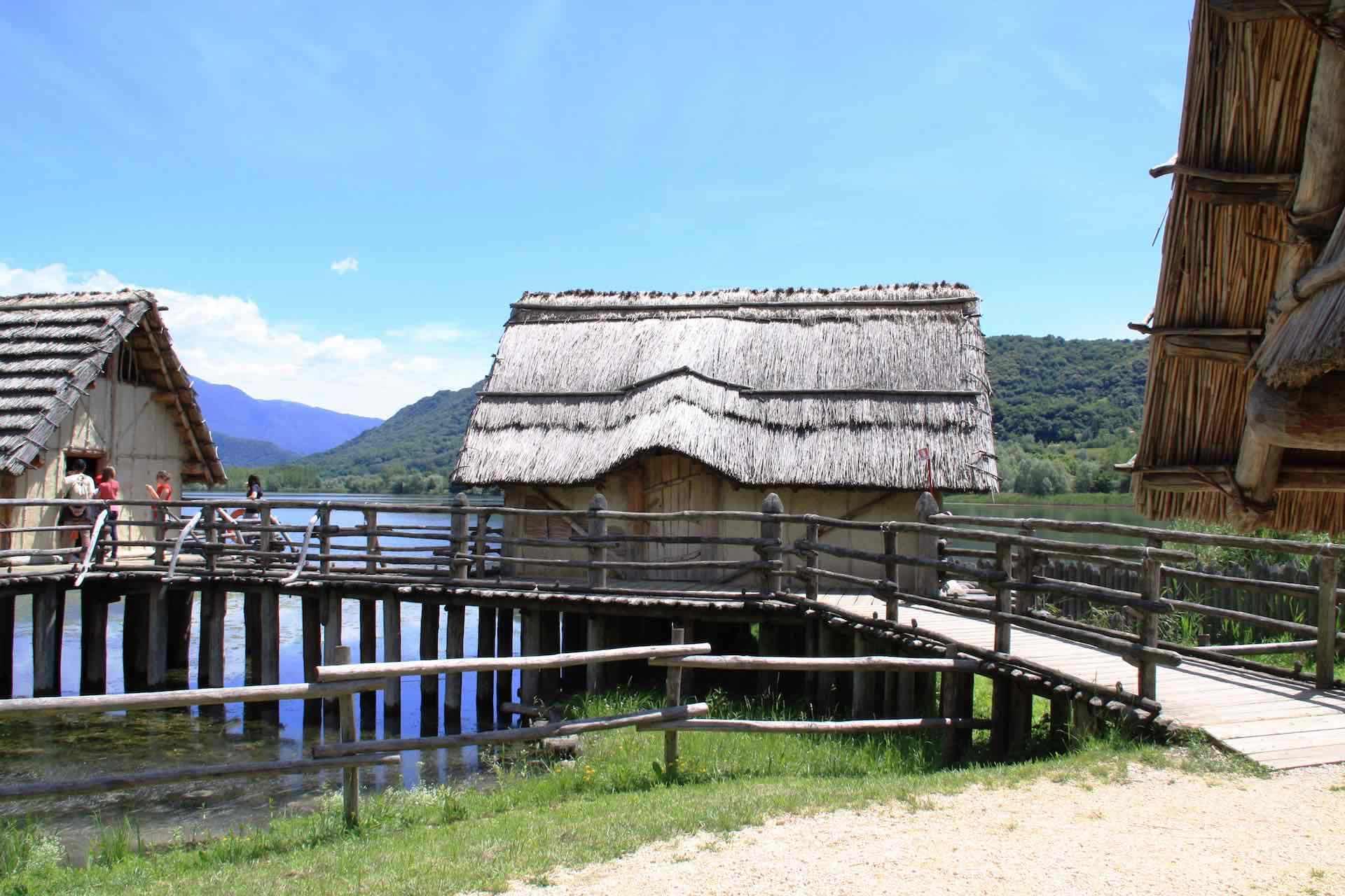Da visitare durante la vacanza in Treviso il Parco Archeologico Didattico del Livelet a ridosso delle Prealpi Trevigiane