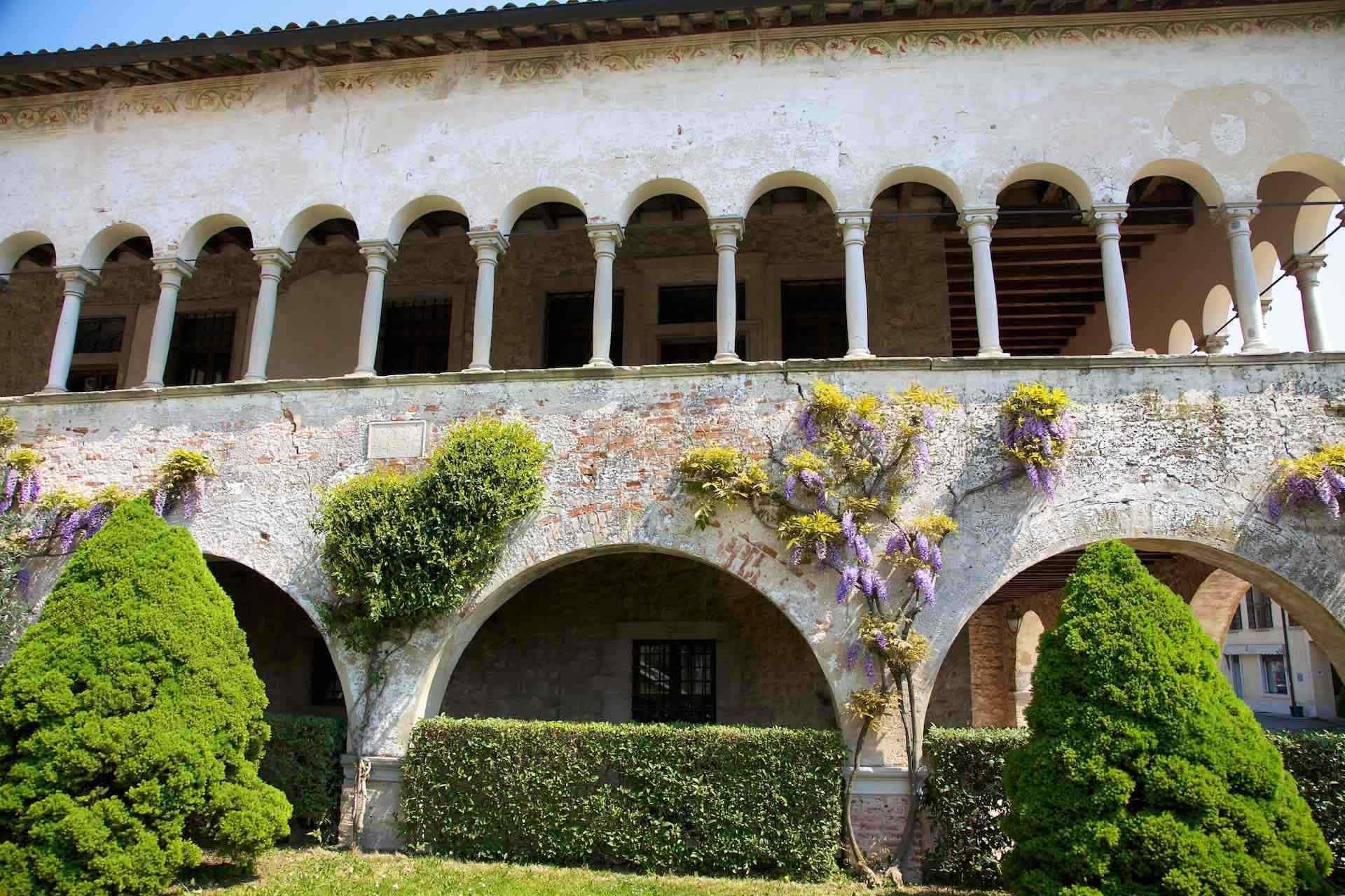 L'Abbazia di Follina, visita obbligata sulla Strada del Vino e del Prosecco in Veneto