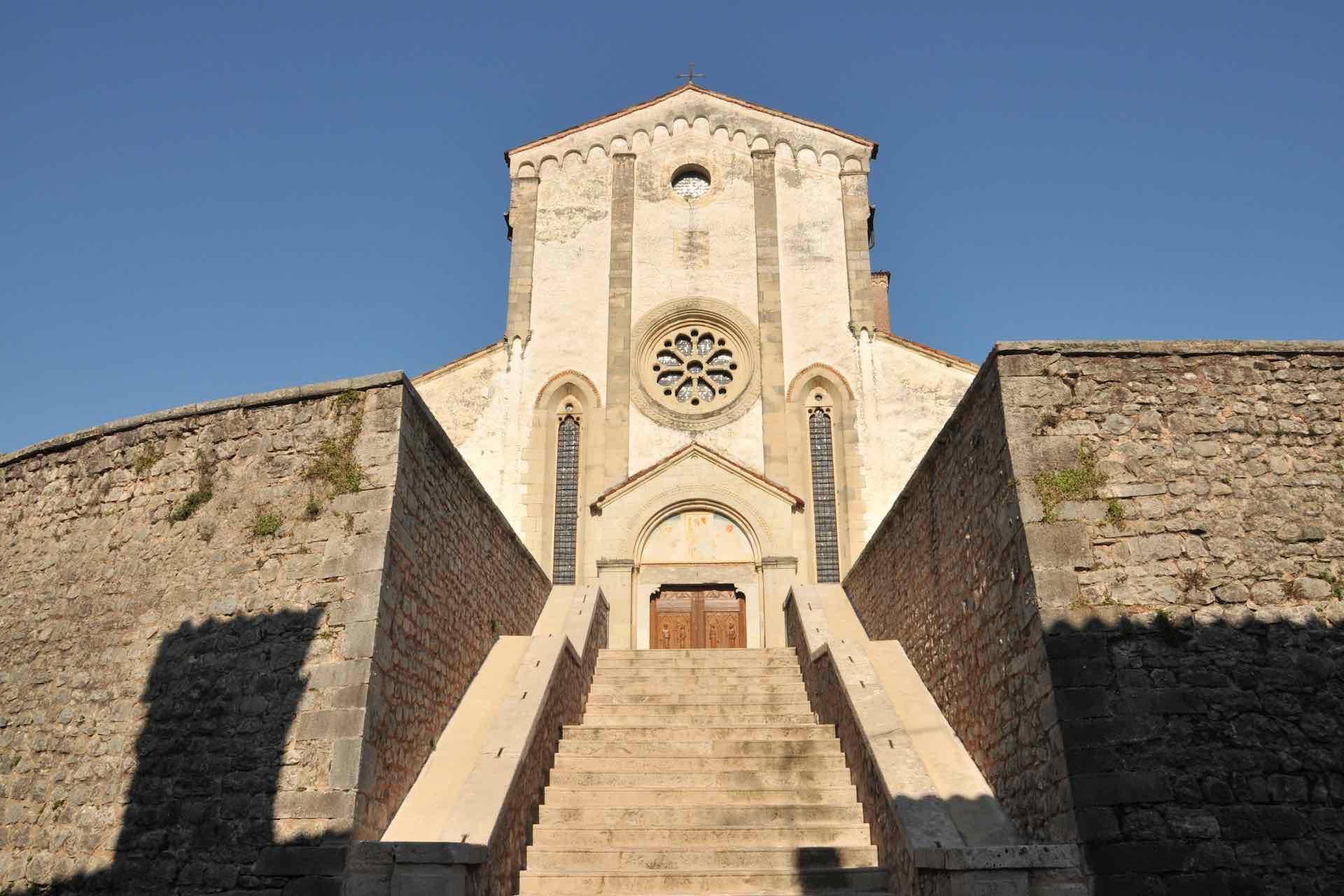 L'abbazia di Santa Maria a Follina, detta anche di Sanavalle, un monastero cistercense da visitare durante le vacanze in Veneto