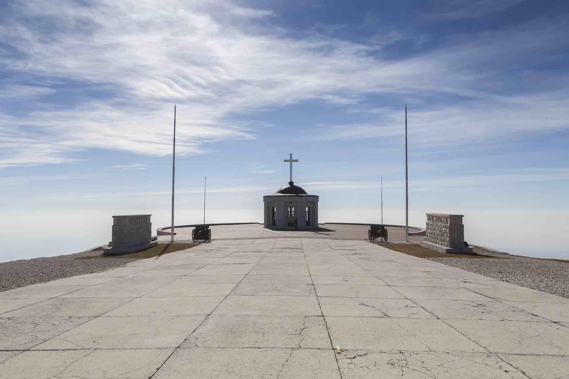 Il Sacrario e l'Ecomuseo della Grande Guerra sulle Colline del Prosecco