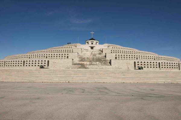 Il Sacrario e l'Ecomuseo della Grande Guerra