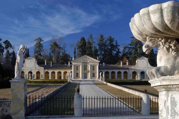 Villa Barbaro e il genio del Palladio
