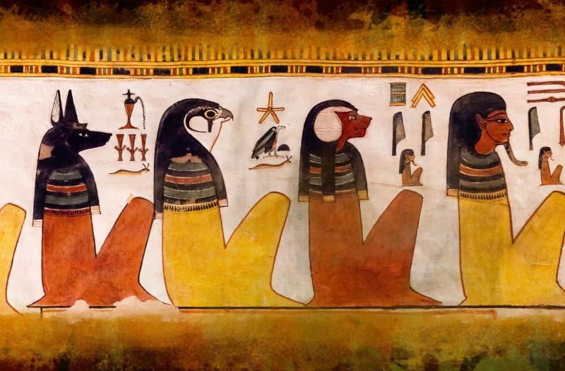L' Egitto di Belzoni