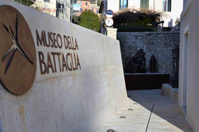 Das Kriegsmuseum Museo della Battaglia