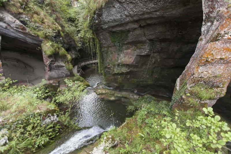 Le Grotte del Caglieron, <b>natura da esplorare! </b>