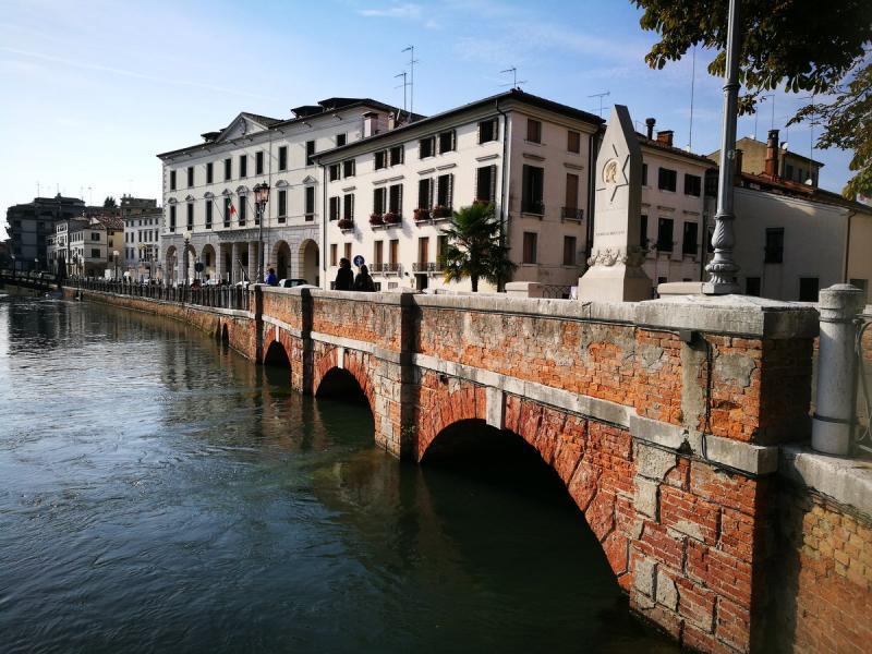 Dove Dante e Treviso s'accompagna