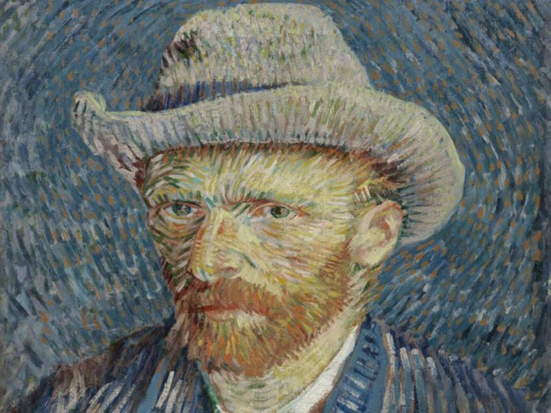 Van Gogh - The colors of life