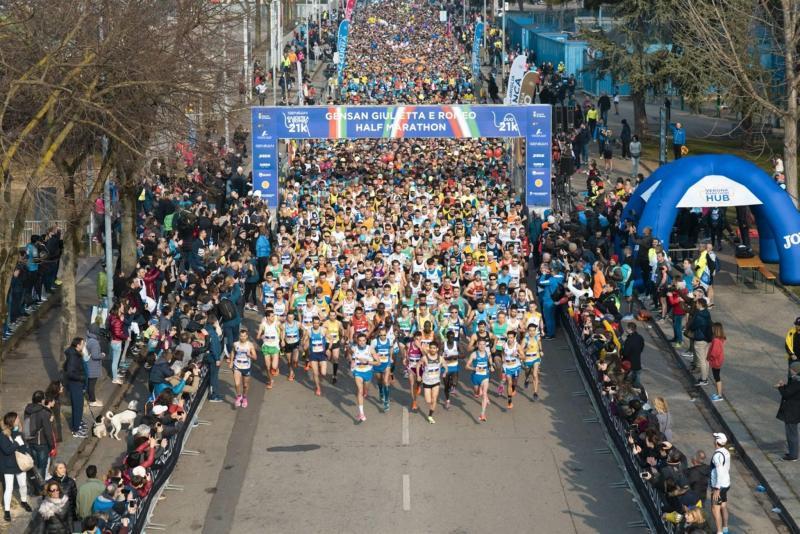 Giulietta&Romeo Half Marathon