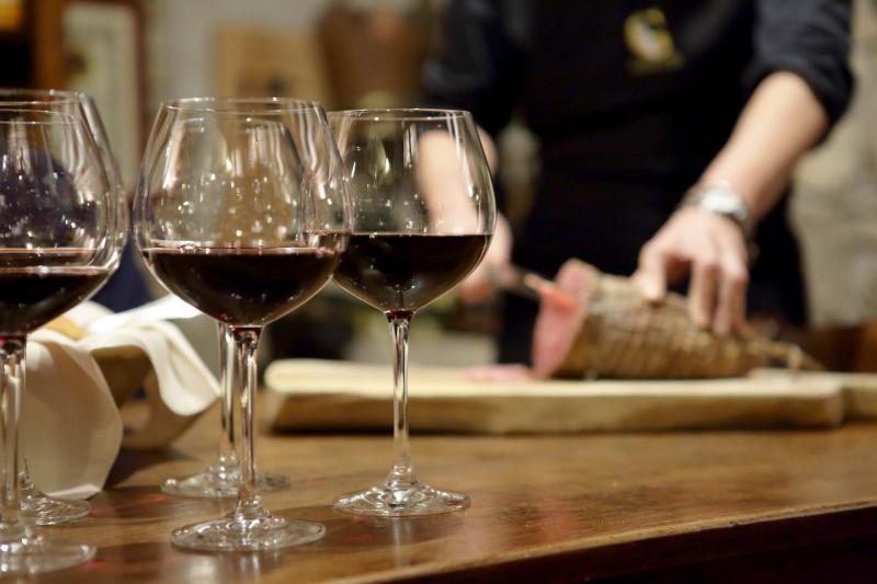 I vini rossi del Doge di Venezia